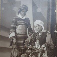 Fotografía antigua: FOTOGRAFÍA ANTIGUA Y EXCEPCIONAL MOROS Y CRISTIANOS ALCOY 1932 AÑO HISTÓRICO. Lote 174489525
