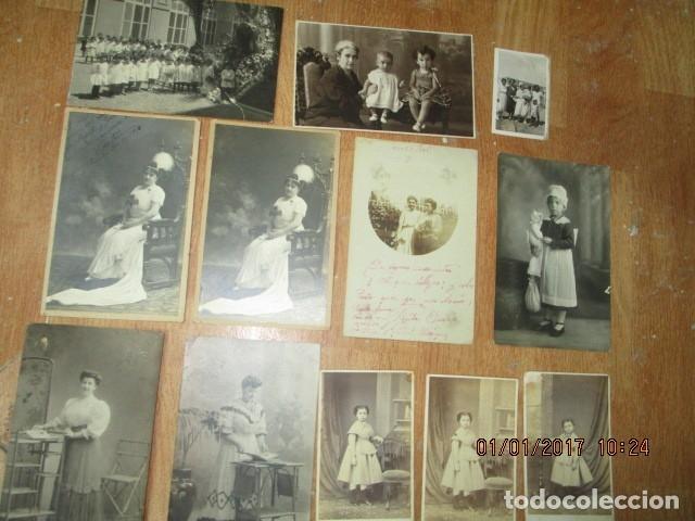 LOTE JUEGOS FLORALES VALENCIA 1915 DAMA CON MEDALLA DE LAS FIESTAS Y COLEGIO NIÑAS (Fotografía - Artística)