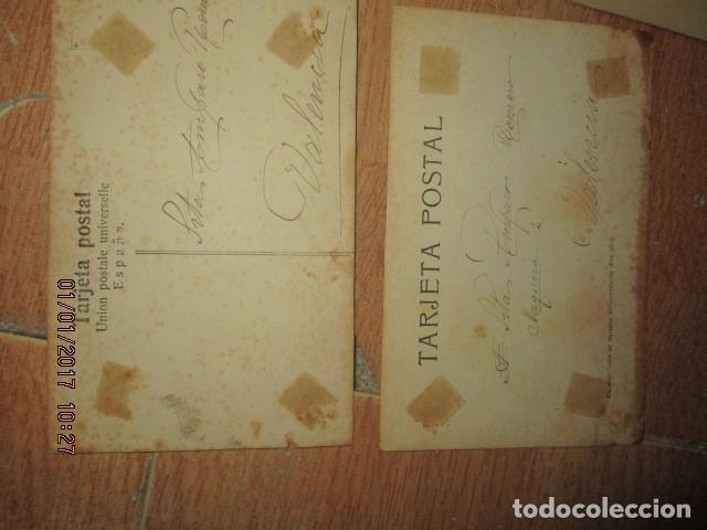Fotografía antigua: LOTE JUEGOS FLORALES VALENCIA 1915 DAMA CON MEDALLA DE LAS FIESTAS Y COLEGIO NIÑAS - Foto 14 - 174549987
