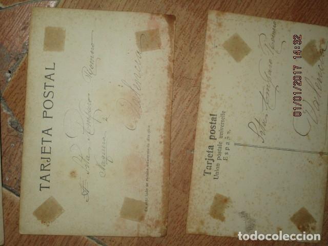 Fotografía antigua: LOTE JUEGOS FLORALES VALENCIA 1915 DAMA CON MEDALLA DE LAS FIESTAS Y COLEGIO NIÑAS - Foto 38 - 174549987