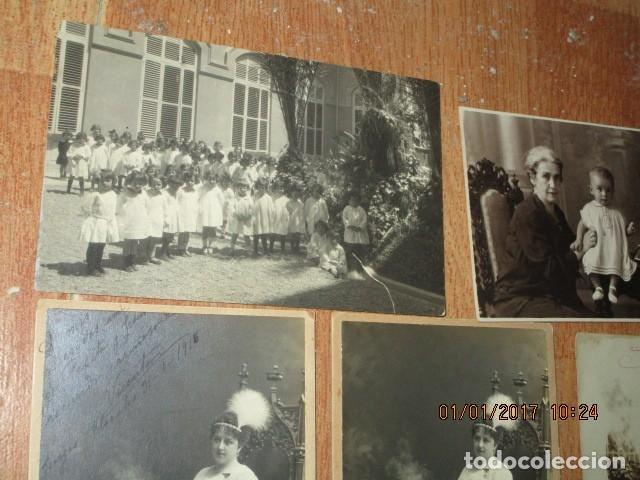 Fotografía antigua: LOTE JUEGOS FLORALES VALENCIA 1915 DAMA CON MEDALLA DE LAS FIESTAS Y COLEGIO NIÑAS - Foto 39 - 174549987