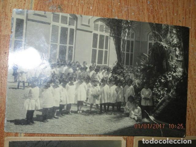 Fotografía antigua: LOTE JUEGOS FLORALES VALENCIA 1915 DAMA CON MEDALLA DE LAS FIESTAS Y COLEGIO NIÑAS - Foto 40 - 174549987