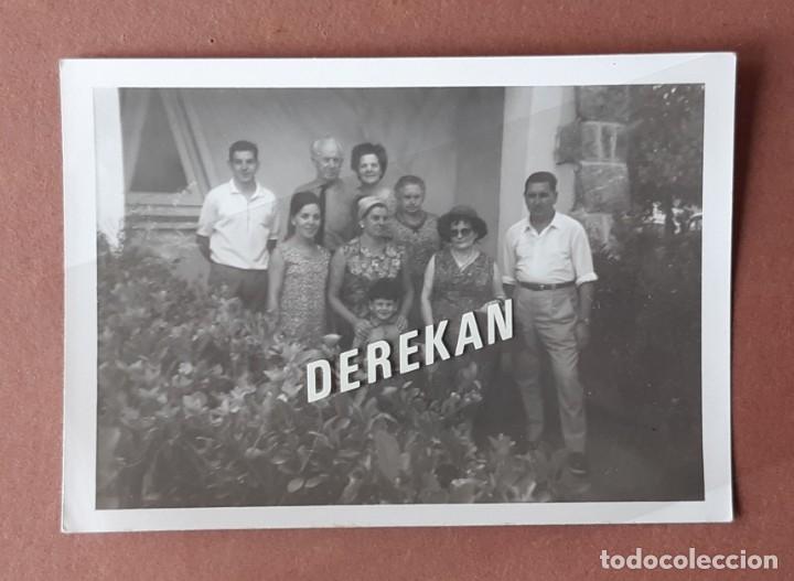 Fotografía antigua: LOTE 5 FOTOGRAFÍAS FAMILIA. CIUDAD RESIDENCIAL DE PERLORA. CANDÁS. ASTURIAS. AÑOS 60. - Foto 4 - 175317702