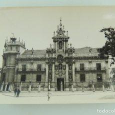Fotografía antigua: ANTIGUA FOTO FOTOGRAFIA LOTY EN BLANCO Y NEGRO. Lote 175530117