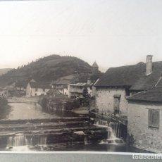 Fotografía antigua: OCHOGAVIA * SANGÜESA * VALLE DE SALAZAR * AOIZ * NAVARRA * ARXIU MAS. Lote 176015667