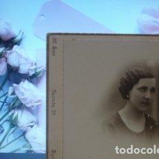 Fotografía antigua: RETRATO DE SEÑOR ROVIRAL BARCELONA - PORTAL DEL COL·LECCIONISTA *****. Lote 176097974
