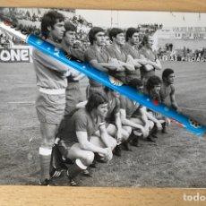 Fotografía antigua: FOTOGRAFÍA DEL SEVILLA FC 75-76. Lote 176287293