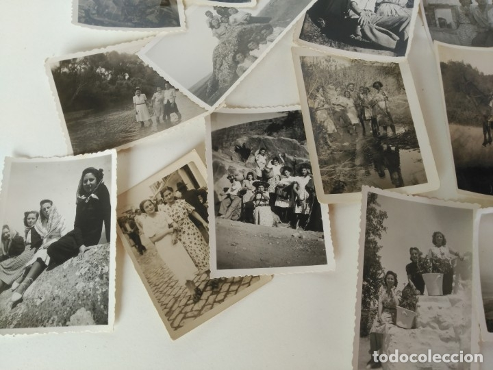 Fotografía antigua: Lote de antiguas fotografías - Foto 2 - 176512523