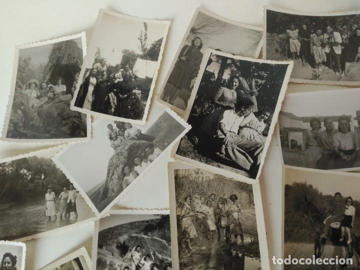 Fotografía antigua: Lote de antiguas fotografías - Foto 3 - 176512523