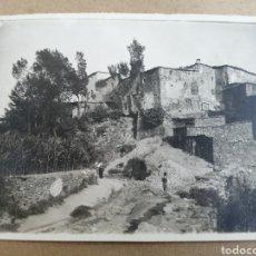 Fotografía antigua: CADIAR. ALPUJARRA. GRANADA. IMAGEN ANTIGUA. Lote 176858768