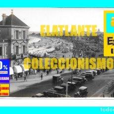 Fotografía antigua: BALNEARIO DE POCITOS - MONTEVIDEO - URUGUAY - RARÍSIMA FOTOGRAFÍA ORIGINAL AÑOS 20 - EXCELENTE. Lote 177207037