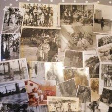 Fotografía antigua: ALICANTE LOTE FOTOS FAMILIARES VARIAS ÉPOCAS LOTE N*1. Lote 177416903
