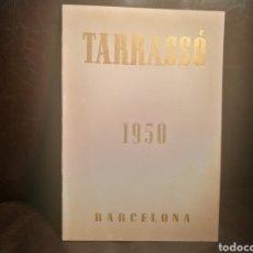 Fotografía antigua: CATÁLOGO+33 FOTOS DEL ARTISTA TARRASSO. Lote 177504682