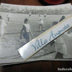 Fotografía antigua: HERCULES DE ALICANTE FEMENINO CAMPEONAS EN EL CAMPO FUTBOL. Lote 177728755