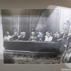 Fotografía antigua: ALBUM DE FOTOGRAFIAS 1944 JUEGOS FLORALES EN MANRESA. Lote 177842485