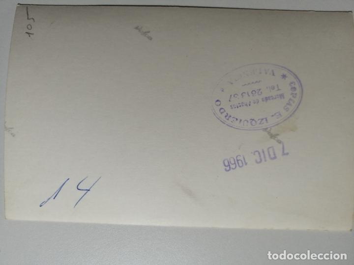 Fotografía antigua: FOTO - VALENCIA - CUMPLEAÑOS FELIZ - FOTO IZQUIERDO - Foto 2 - 178553196