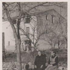 Fotografía antigua: FOTOGRAFIA - FOTO ARTISTICA VIUDS EN EL CAMPO. Lote 178614806