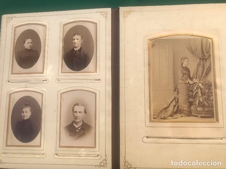 Fotografía antigua: PRECIOSO ALBUM ANTIGUO CON 56 FOTOGRAFIAS DE FINALES DEL XIX Y PRINCIPIO DEL XX - Foto 7 - 178714597