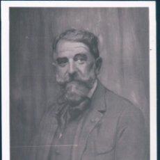 Fotografía antigua: MIGUEL BLAY Y FABREGAS.-OLOT.-GERONA.-PINTOR.. Lote 178954787