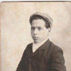 Fotografía antigua: FOTOGRAFIA CABALLERO FOTOGRAFO L. PLANAS VALENCIA - -S-1. Lote 178958940