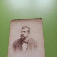 Fotografía antigua: FOTOGRAFÍA ANTIGUA. Lote 179018965
