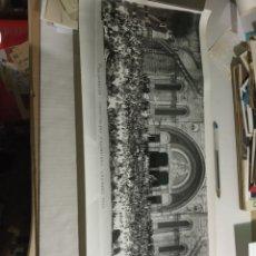 Fotografía antigua: PEREGRINACIÓN HOSPITALIDAD VALENCIANA LOURDES 1966. Lote 179047966