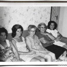 Fotografía antigua: == DD199 - FOTOGRAFIA - GRUPO DE AMIGAS. Lote 179331040