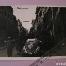 Fotografía antigua: FOTO DE GIBRALTAR. AÑOS 60. 15X10 CM.. Lote 179333382