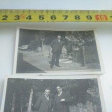 Fotografía antigua: FEDERICO UGALDE ECHEVARRÍA LOTE 2 FOTOS DE JUVENTUD. ARQUITECTURA BILBAO ARQUITECTO. Lote 179390486