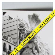 Fotografía antigua: FOTOGRAFÍA VALENCIA FALLA - EXPOSICIÓN - TERCER PREMIO - 1971. Lote 179557461