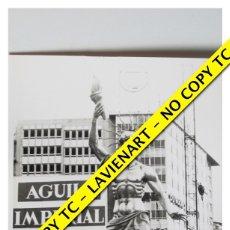 Fotografía antigua: FOTOGRAFÍA VALENCIA FALLA - PLAZA CAUDILLO - FUERA CONCURSO - 1971. Lote 179557560