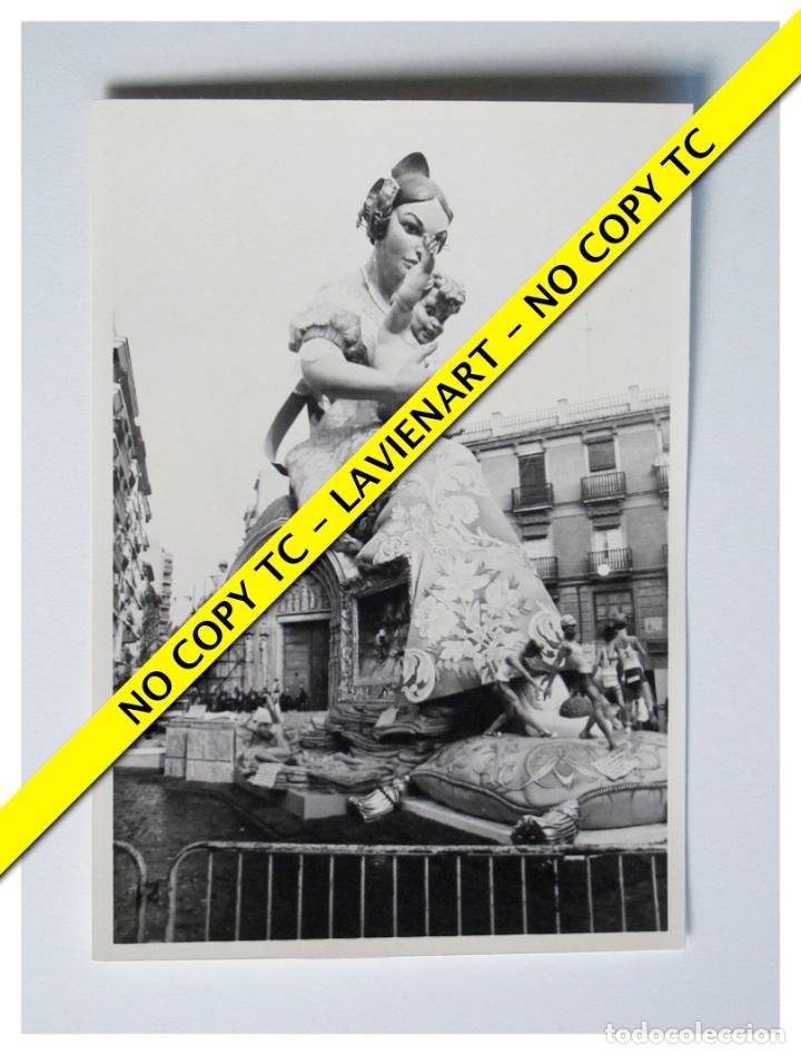 FOTOGRAFÍA VALENCIA FALLA - CONVENTO JERUSALEN - CUARTO PREMIO - 1972 (Fotografía - Artística)