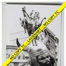 Fotografía antigua: FOTOGRAFÍA VALENCIA FALLA - CONVENTO JERUSALEN - 1969. Lote 179557660
