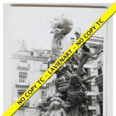 Fotografía antigua: FOTOGRAFÍA VALENCIA FALLA - PLAZA MERCED - 1969. Lote 179557727