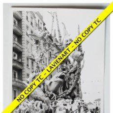 Fotografía antigua: FOTOGRAFÍA VALENCIA FALLA - FERNANDO EL CATÓLICO - 1969. Lote 179557740