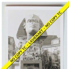 Fotografía antigua: FOTOGRAFÍA VALENCIA FALLA - CONVENTO JERUSALEN - 2º PREMIO - 1966. Lote 179557793