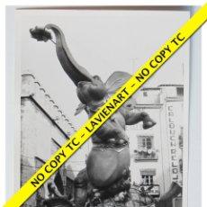 Fotografía antigua: FOTOGRAFÍA VALENCIA FALLA - PLAZA DOCTOR COLLADO - 3º PREMIO - 1970. Lote 179557821