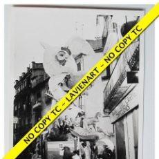 Fotografía antigua: FOTOGRAFÍA VALENCIA FALLA - NA JORDANA - 7º PREMIO - 1970. Lote 179557903