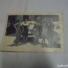 Fotografía antigua: GRUPO DE MUJERES .-FOTOGRAFO ARRANZ BILBAO. Lote 180018203