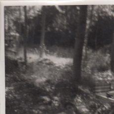 Fotografía antigua: FOTOGRAFIA FOTO FAMILIAR EN CAMPING LA LEYA JULIO 1970. Lote 180101008