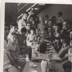 Fotografía antigua: FOTOGRAFIA FOTO FAMILIAR LERIDA 1970. Lote 180101201