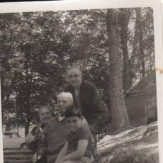 Fotografía antigua: FOTOGRAFIA FOTO FAMILIAR EN CAMPRODON AGOSTO 1970. Lote 180101592