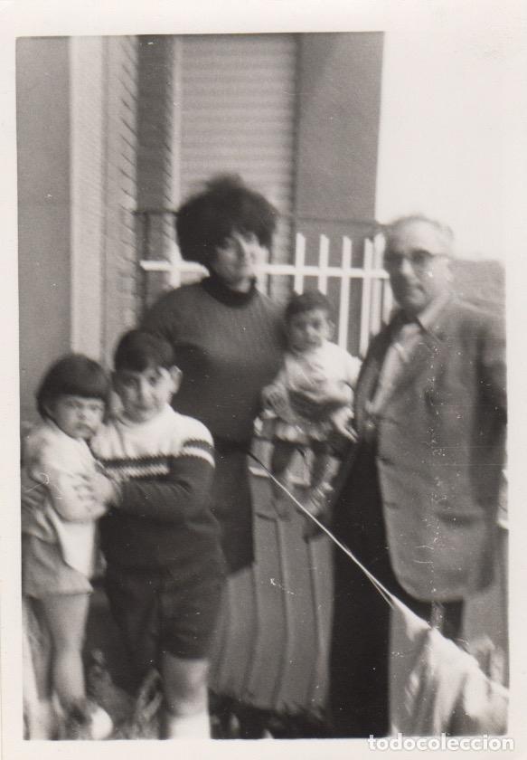 FOTOGRAFIA FOTO FAMILIAR 1970 (Fotografía - Artística)