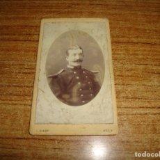 Fotografía antigua: (TC-203/19) FOTOGRAFIA FINALES XIX FOTOGRAFO GIROT AGEN. Lote 180221207
