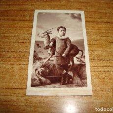 Fotografía antigua: (TC-203/19) FOTOGRAFIA FINALES XIX FOTOGRAFO NAPOLEON BARCELONA. Lote 180221352