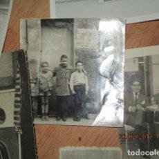 Fotografía antigua: ALICANTE FOTOS ANTIGUAS LOTE 1936 A 1954 SAN ROQUE ETC VARIOS FOTOGRAFOS. Lote 180291653