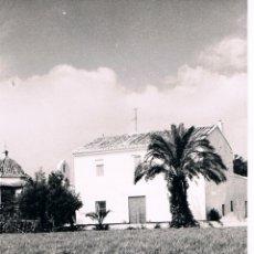 Fotografía antigua: HUERTA DE VALENCIA Y ERMITA DE VERA. Lote 180462221