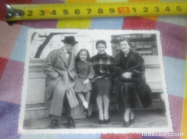 FOTO 1954 FAMILIA SAN SEBASTIÁN GUIPÚZCOA (Fotografía - Artística)