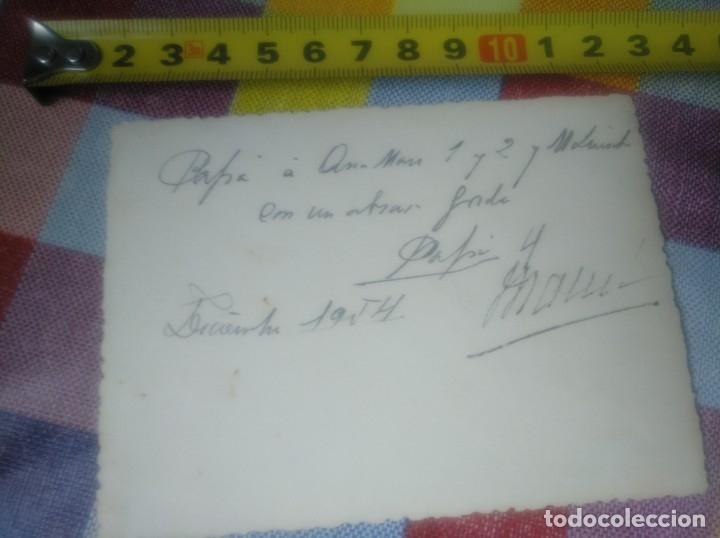 Fotografía antigua: Foto 1954 familia San Sebastián Guipúzcoa - Foto 2 - 180841162