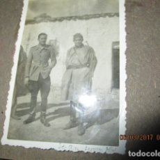 Fotografía antigua: TENIENTE DE LEGION MELILLA MILITAR EN GUERRA CIVIL. Lote 171177207
